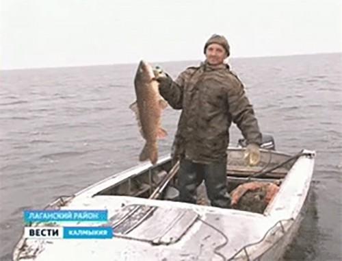 Калмыцкие рыболовы недовольны новым порядком регистрации маломерных судов