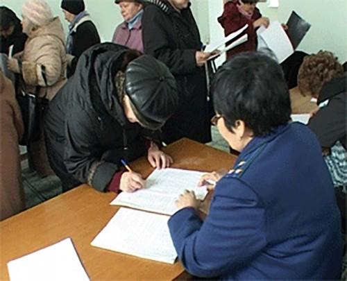 Во временную приемную Генпрокурора РФ в Элисте обратилось свыше 150 человек