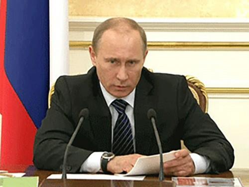 Путин: на переоснащение авиации выделят 5 триллионов