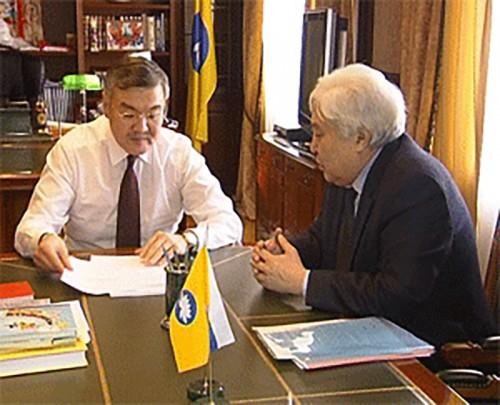 В Народный Хурал будет внесен законопроект о государственных языках Калмыкии