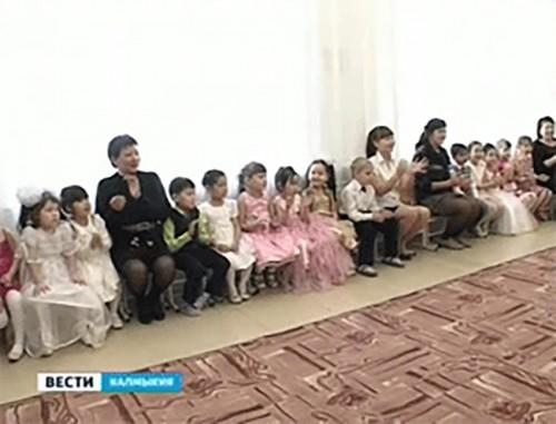 В 2013 году в Калмыкии планируется создать около 600 дополнительных мест в детсадах
