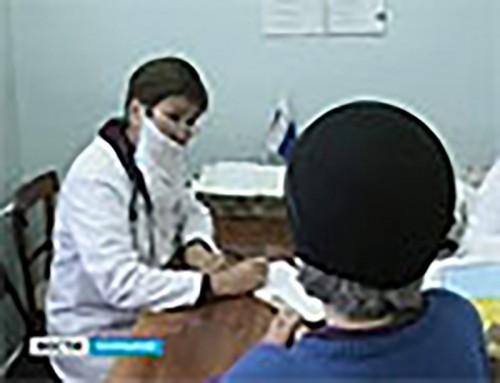 Пик заболеваемости гриппом и ОРВИ в Калмыкии преодолен