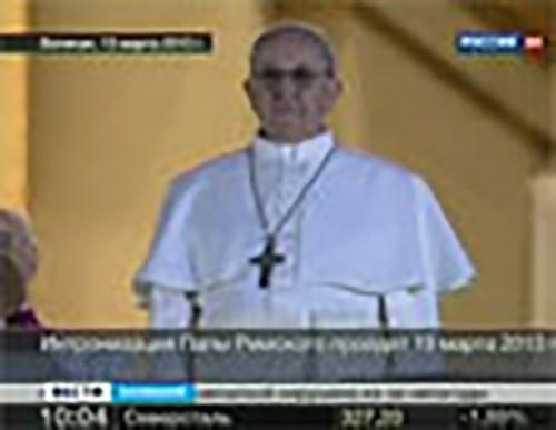 Кардинал из Аргентины стал новым Папой Римским