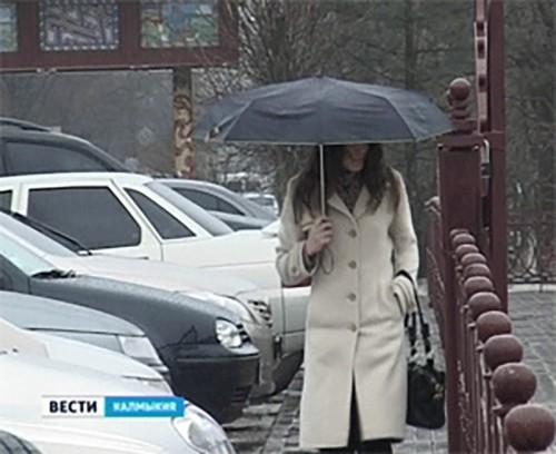 В Калмыкию возвращается зима
