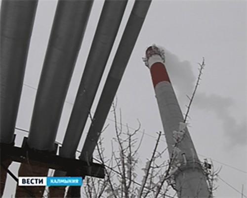 В Калмыкии растут долги за газ