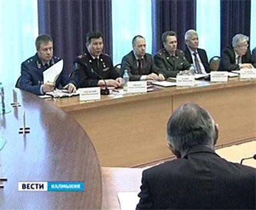 Антикоррупционная комиссия подвела итоги 2012 года
