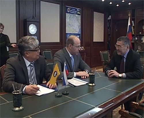 Алексей Орлов и Владимир Вашкевич обсудили вопрос погашения задолженности