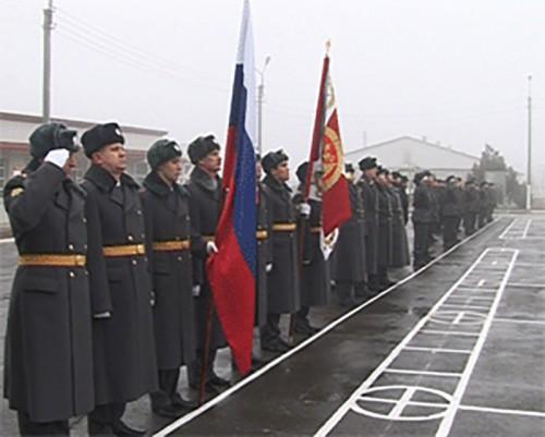 В Калмыкии чествуют ветеранов и сотрудников внутренних войск МВД РФ