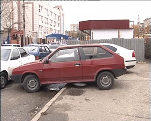 Штрафы за выезд автомобилей на тротуары могут возрасти