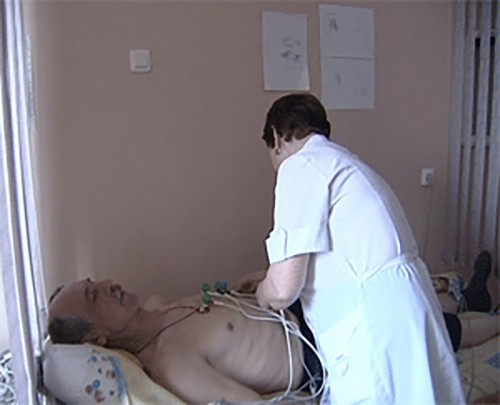 """В рамках акции """"День без инсульта и инфаркта"""" за медпомощью обратилось более 50 человек"""