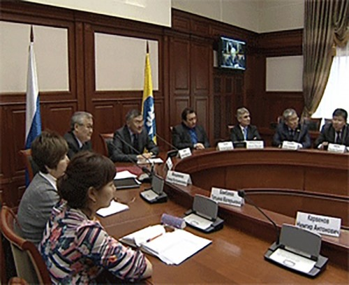 Алексей Орлов и актив ОНФ обсудили создание Общественной палаты Калмыкии