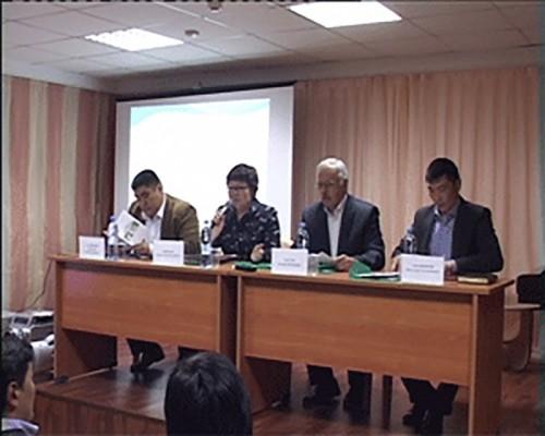 Молодые ученые Калмыкии обсудили экологические проблемы региона