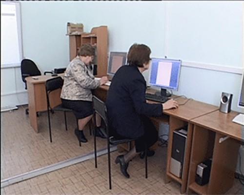 Калмыцкие пенсионеры осваивают компьютерную грамотность