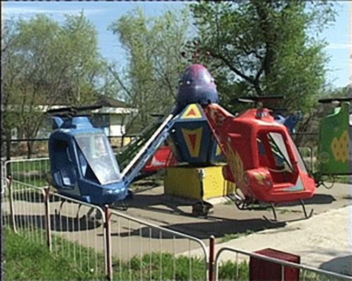 """1 мая в парке """"Дружба"""" открывается летний сезон"""