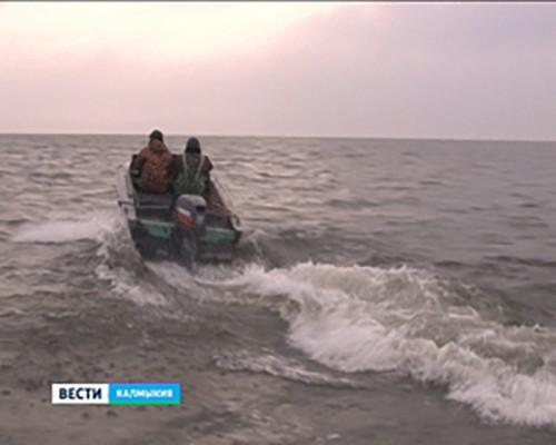 Браконьеры протаранили катер пограничников, пытаясь уйти от преследования