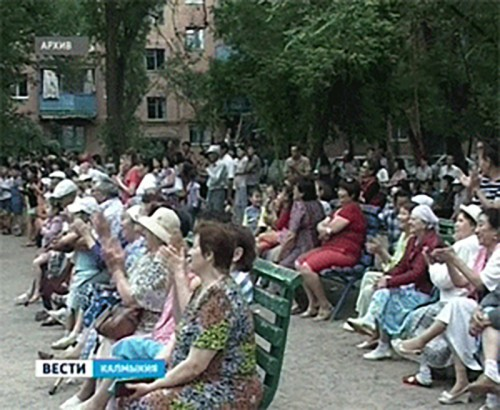 В Элисте стартуют праздники микрорайонов