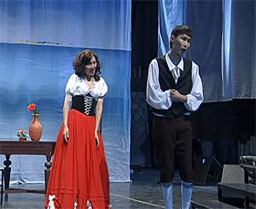 Госфилармония Калмыкии представит знаменитую оперу Доницетти «Рита или пиратский треугольник»