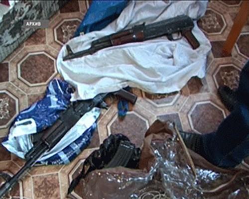 Дело преступной группы, сбывавшей оружие в Калмыкии, направлено в суд