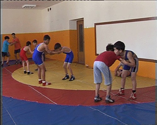 Успех воспитанников Академии борьбы на турнире памяти Хасыра Сян-Белгина