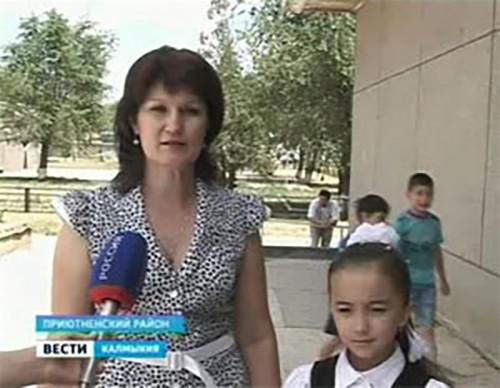 Отличники учебы провели слет в Приютном