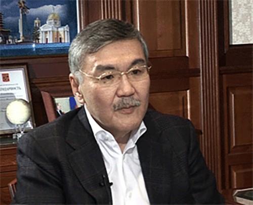 Алексей Орлов выразил соболезнование родным Эрдни Каруева