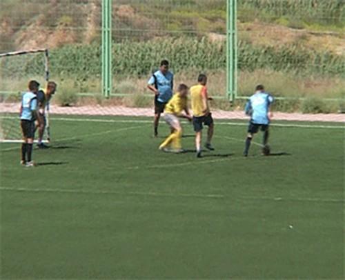 В Элисте память Геннадия Гончарова почтили турниром по мини-футболу