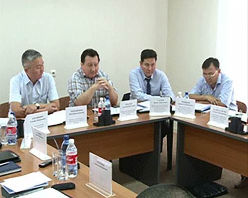 В Калмыкии утвержден состав управления Совета контрольно-счетных органов