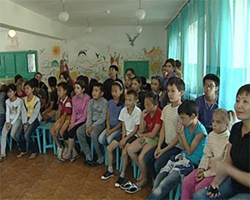 Формируем у калмыцких школьников экологическую культуру