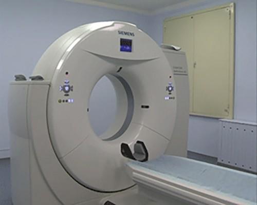 У республиканской детской больницы появился собственный томограф