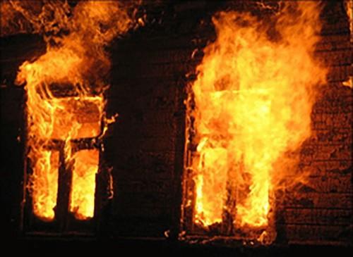 В Калмыкии за неделю зарегистрировано 2 пожара