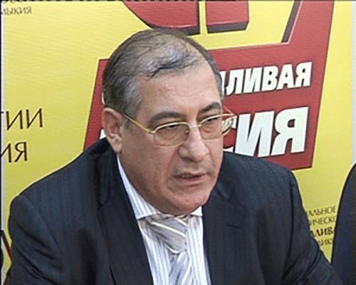Депутат Госдумы РФ прибыл с рабочим визитом в Калмыкию