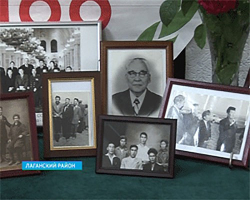 В Элисте состоялась презентация фильма, посвященного Бадме Манджиевичу Лиджи-Горяеву