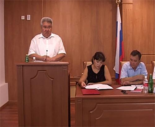 Судьи Калмыкии подвели итоги работы за первое полугодие