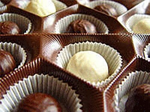 Приостановлены поставки в Россию украинских конфет