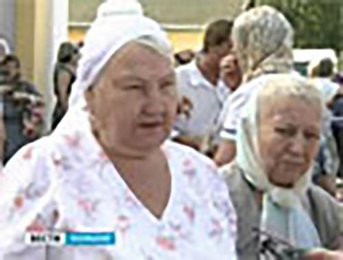 В Калмыкию пришел Яблочный Спас