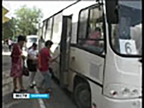Элистинцы приветствуют появление общественного транспорта