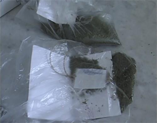 Калмыцкие полицейские изъяли крупную партию наркотиков