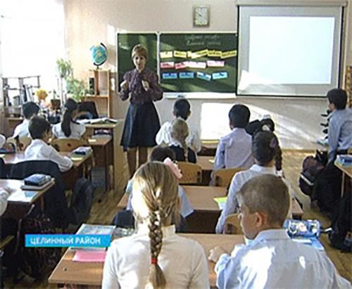 В Калмыкии увеличилось количество молодых педагогов