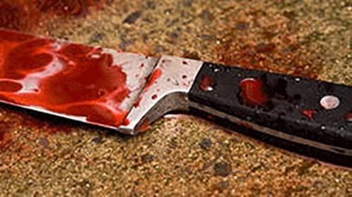 В Калмыкии при задержании преступника полицейский получил ножевое ранение