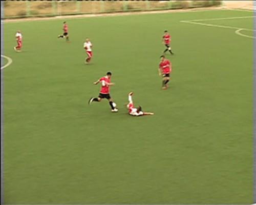 Чемпионат Калмыкии по футболу вышел на финишную прямую
