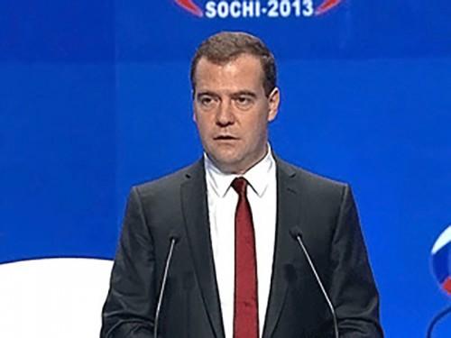 Медведев призвал не тратить деньги на неэффективные проекты и учреждения