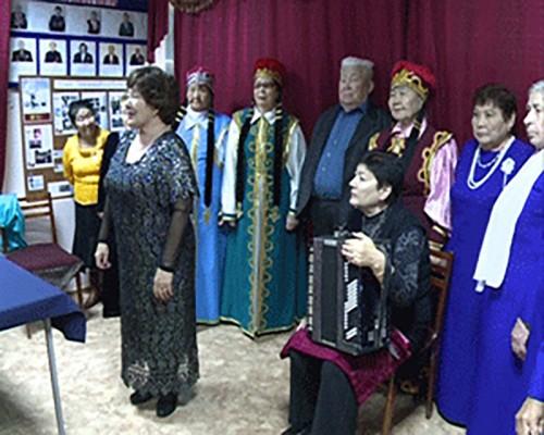 Жители Калмыкии объединяются в клубы по интересам
