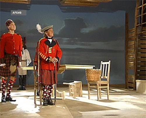 Триумфальная победа Русского театра драмы и комедии