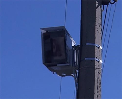 На главной улице Элисты установлены камеры видеонаблюдения