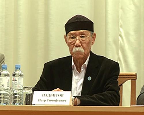 Петру Надбитову присвоено звание Герой Калмыкии