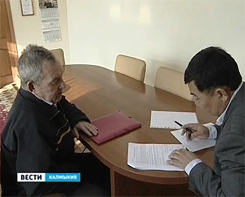 Депутаты Народного Хурала ведут прием граждан по личным вопросам