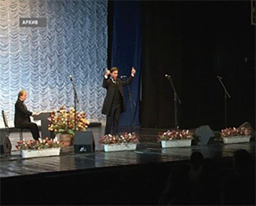 """В честь юбилея Шаляпина в Элисте пройдет """"Парад басов"""""""