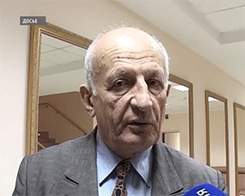 Григорию Кукареке присвоено звание «Народный поэт Калмыкии»