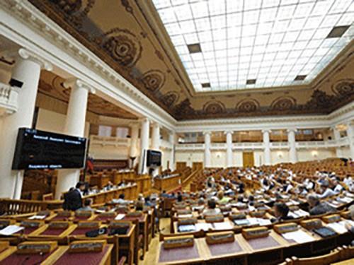 Совет Федерации одобрил бюджет на 2014 год