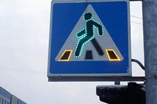 В Целинном районе иномарка насмерть сбила школьницу на пешеходном переходе